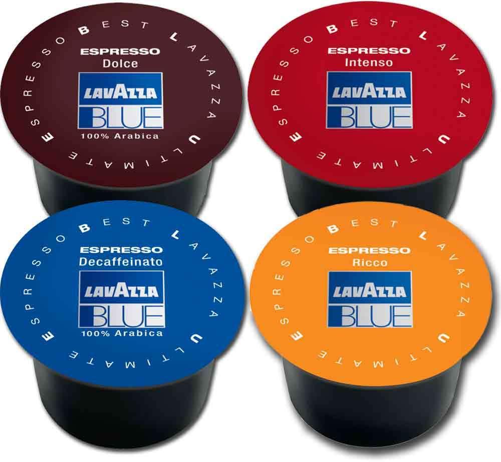 Капсулы для кофемашин Lavazza